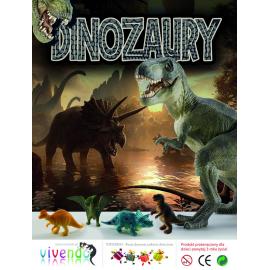 Dinozaury 45 mm - 200 szt.