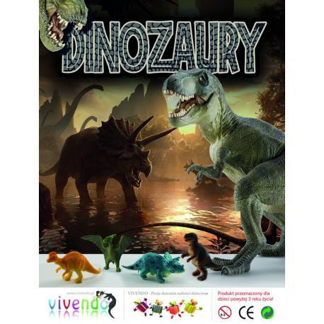 Dinozaury 45 mm (200 x 0,59 zł)