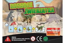 Jaja dinozaurów 32 mm (200 x 0,40 zł)