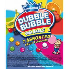 Dubble Bubble 26 mm - 800 szt.