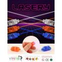 Lasery 45 mm - 200 szt.