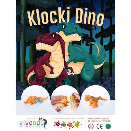 Klocki Dino 45/55 mm
