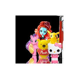 Zabawki licencjonowane